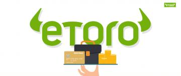 Logo eToro partenaire de ripple-france pour investir dans le ripple XRP